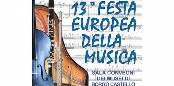 Festa Europea della Musica a Gorizia nel giorno del solstizio d'estate