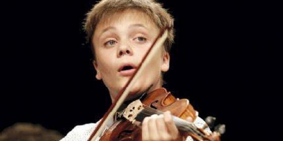 Il Paganini lettone enfant prodige Daniil Bulayev ritorna a San Vito al Tagliamento