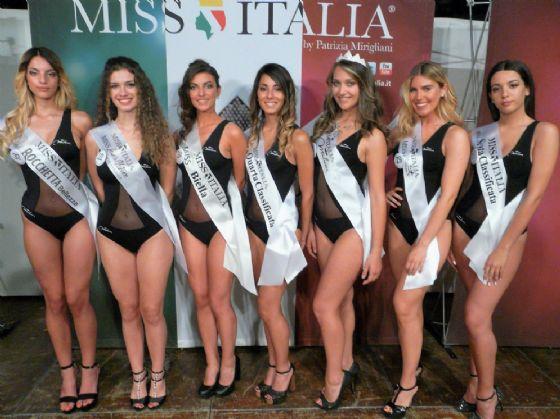 Miss Italia 2018: a Biella eletta Miss Miluna
