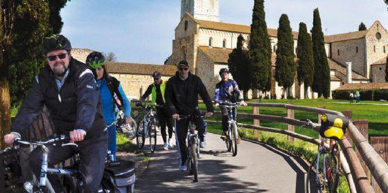 """Torna """"Laguna Bike"""" fra Aquileia e Grado"""