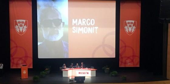 Il famoso potatore friulano Marco Simonit alla corte dei Masters of Wine