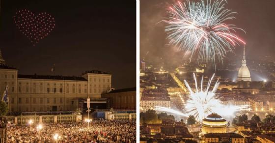 San Giovanni: droni o fuochi? La risposta dei lettori di Diario di Torino