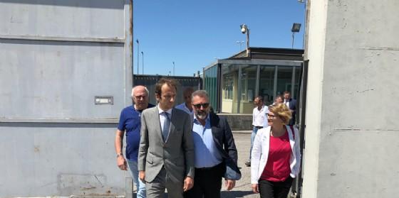 Moretti, sul Cara di Gradisca Fedriga non porta nuove soluzioni