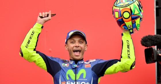 MotoGp Olanda: Marquez conquista anche il warm up, Rossi 9°