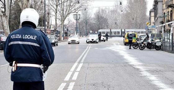 Concorso per agenti di polizia municipale a Torino