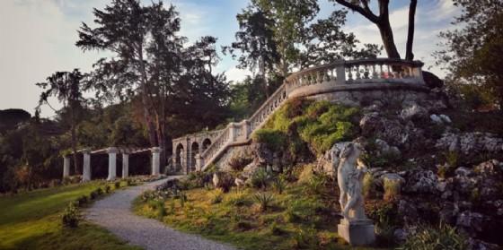 Un viaggio nel passato, alla scoperta del parco di Palazzo Coronini