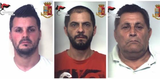 Furti con destrezza agli anziani: arrestati 3 romeni