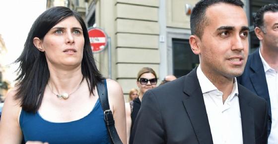 Chiara Appendino e Luigi Di Maio