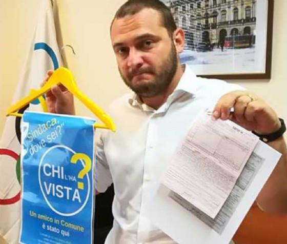 Silvio Magliano multato