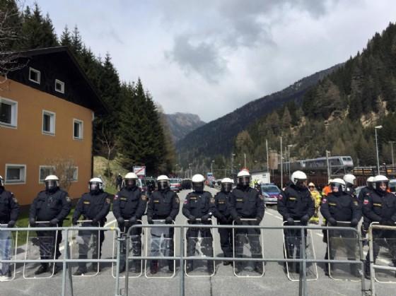 Controlli di frontiera dell'Austria al Brennero