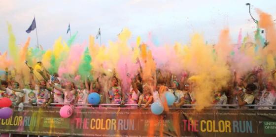 The Color Run: a Lignano ritorna la 5km più divertente del Pianeta