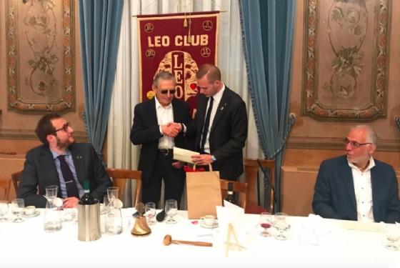 Leo Club Biella, solidarietà per i non vedenti