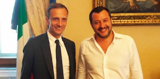 Fvg-Stato: 'patto' Fedriga-Salvini su lotta all'immigrazione clandestina