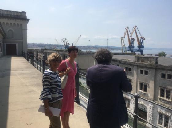 Visita al Porto Vecchio
