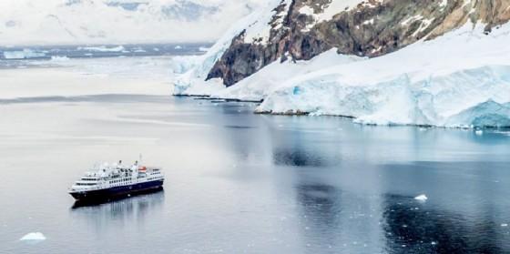 Fincantieri: accordo per la costruzione di una nave da crociera di lusso per Artide e Antartide