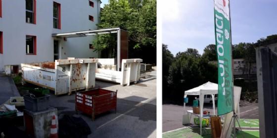 Raccolte oltre 56 tonnellate di materiale durante i 'sabati ecologici'