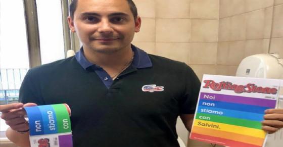 Fabrizio Ricca, capogruppo Lega in Consiglio Comunale a Torino