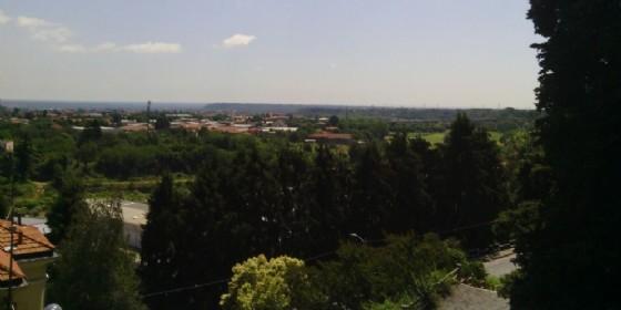 Panorama di Biella