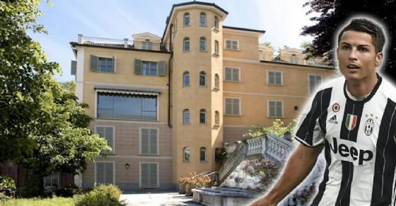 La villa che avrebbe scelto Ronaldo