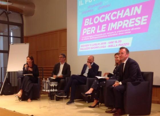 Blockchain, interesse per il secondo incontro di «Sfidiamo il Futuro»
