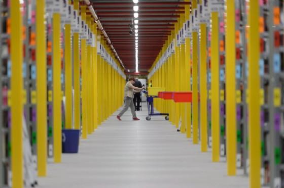 Amazon e l'espansione in Italia: «Creeremo 1700 posti di lavoro»