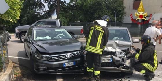 Incidente stradale ad Azzano Decimo: tre veicoli coinvolti