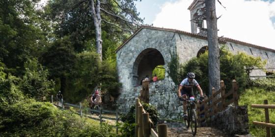 In mountain bike sulle valli del Torre: 13^ Marathon Bike per Haiti