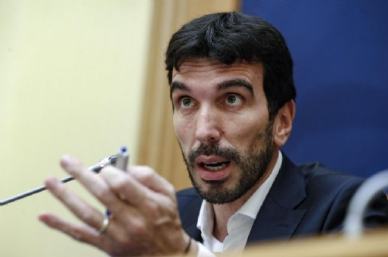 Il segretario del Pd Maurizio Martina