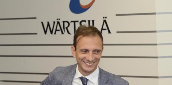 Imprese, Fedriga: «Wartsila è un modello d'innovazione per il Fvg»