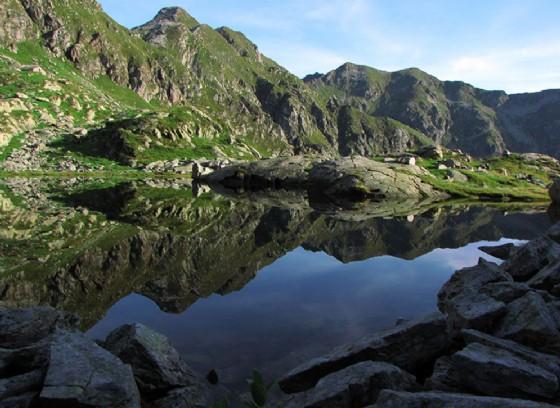 I sentieri del biellese, le bellezze del Lago Riazzale e Puntata Serange