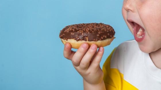 maglia nera all'Italia per l'obesità infantile