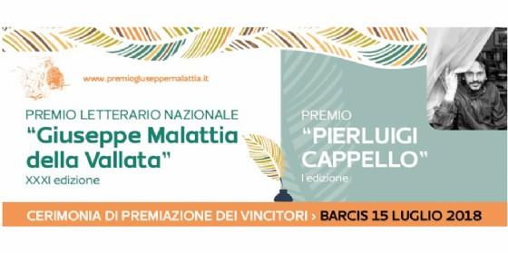 """Premio """"Giuseppe Malattia della Vallata"""" e Premio """"Pierluigi Cappello"""": la cerimonia a Barcis"""