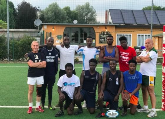Rugby: parte il progetto dedicato ai profughi residenti nel Biellese