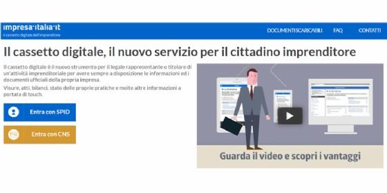 Un anno di impresa.italia.it, oltre mille i 'cassetti digitali' aperti dagli imprenditori pordenonesi