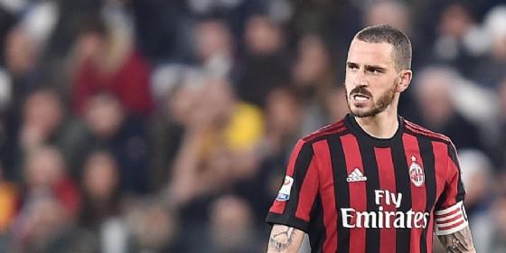 Calciomercato Milan, Bonucci al bivio: aspetta il TAS, contatti col PSG