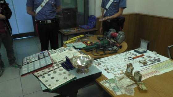 Oggetti rubati a Torino: come ritrovarli sui siti della polizia e dei carabinieri