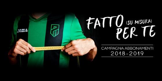 """Pordenone Calcio, """"Fatto (su misura) per te"""": via alla campagna abbonamenti 2018/2019"""