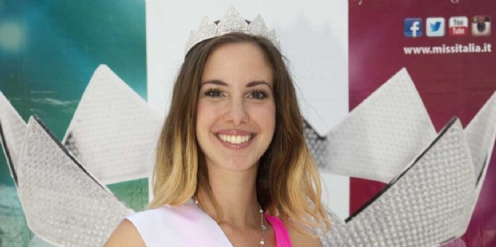La triestina Eva Francovich è 'Miss terme di Lignano'