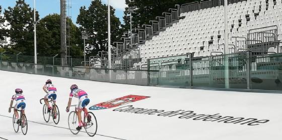 Pordenone, nuovo velodromo Bottecchia promosso in prima classe internazionale