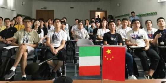Al via a Udine le due prime summer school dedicate a studenti cinesi