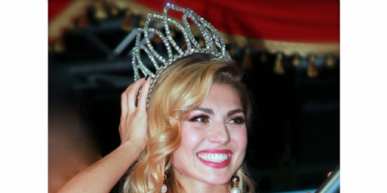 Tatjana Gernic, Miss Alpe Adria in carica