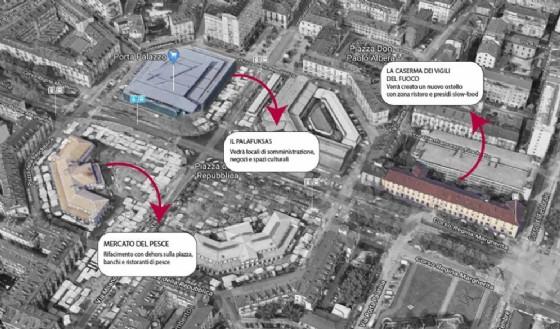 La rivoluzione di Porta Palazzo: tradizione e innovazione, il mercato cambia completamente