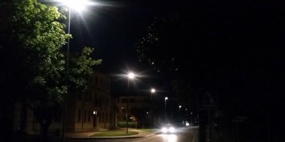 """L'illuminazione pubblica di Chions diventa """"green"""""""