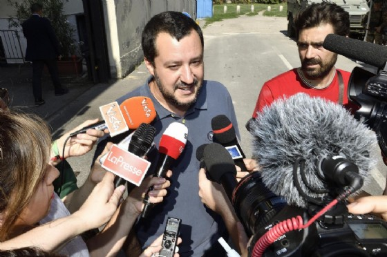 Matteo Salvini e la Crimea