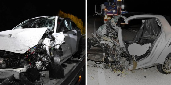 Schianto frontale a Fraforeano: identificata la vittima, grave l'altro guidatore