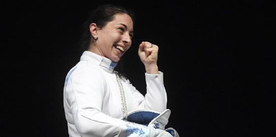 Scherma: la friulana Navarria vince l'oro nella spada ai mondiali in Cina