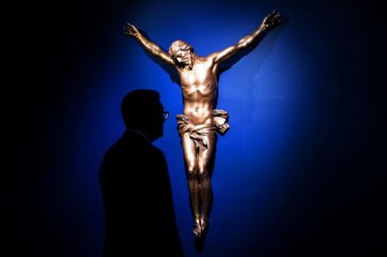 Il 'Cristo Crocifisso' di Bernini