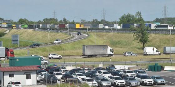 Autovie: viabilità ancora congestionata su A4 e A23