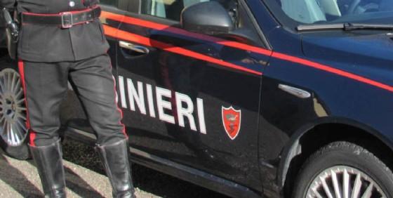 Carabinieri: doppio arresto per furto