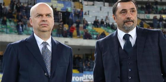 Fassone e Mirabelli, ormai ex del Milan
